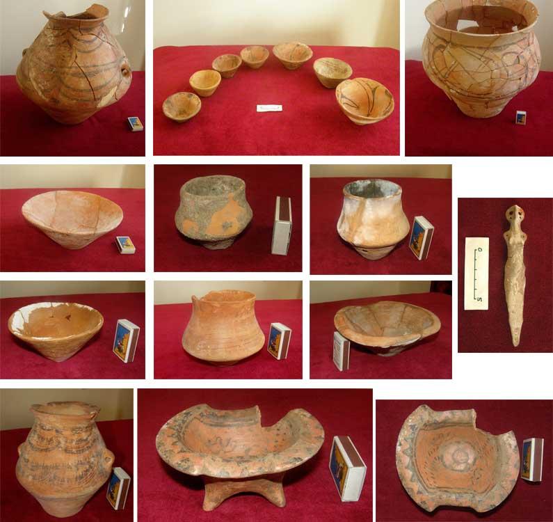 трипольская посуда tripilska utensils