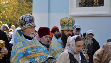 Празднование Покрова Пресвятой Богородицы. Измаил