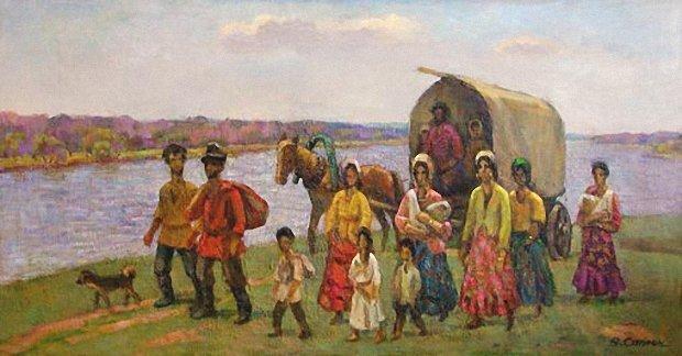 Переселенцы Бессарабии