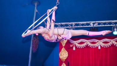 цирк на воде «Ривьера»
