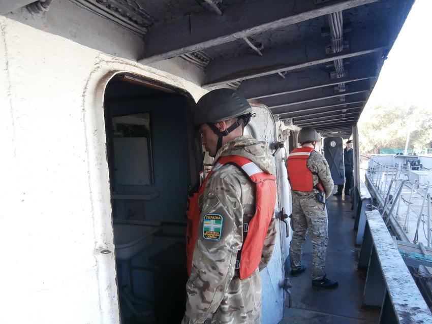 моряки-пограничники Измаил