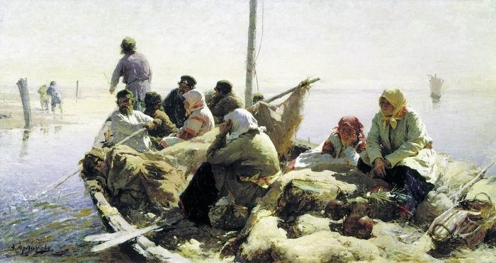 история Измаила и края
