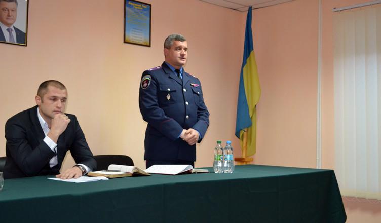 Полиция-Болграда-