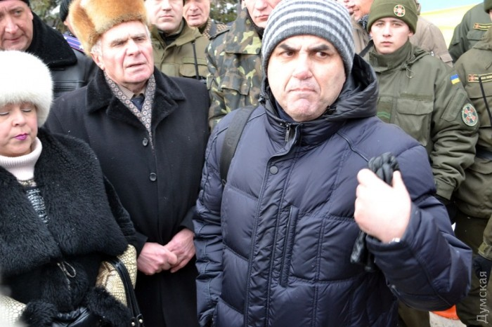 акцию приверженцев политики Путина
