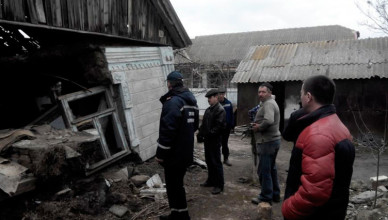 Новосельское наводнение