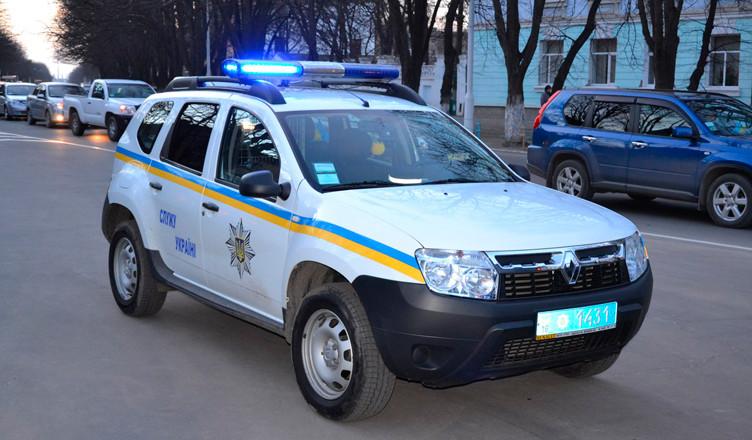 полиция Измаила