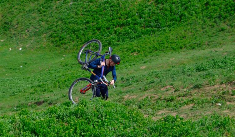 велокросс Измаил