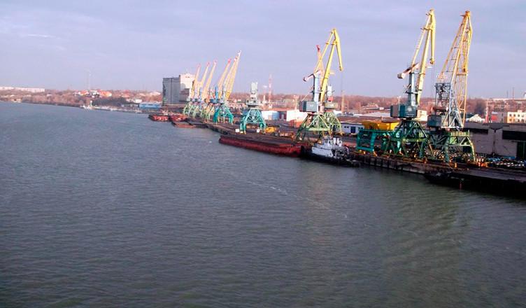 Измаильский порт
