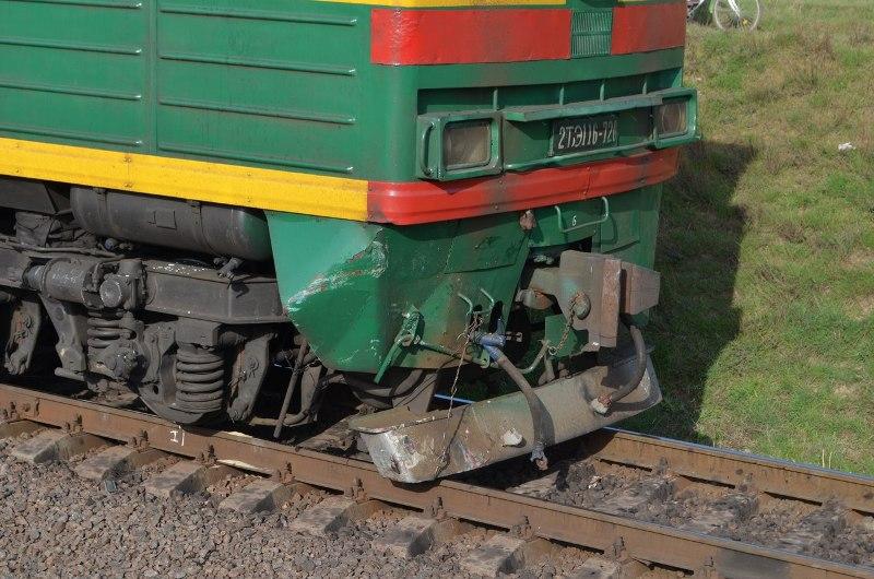 авто попало под поезд Измаил