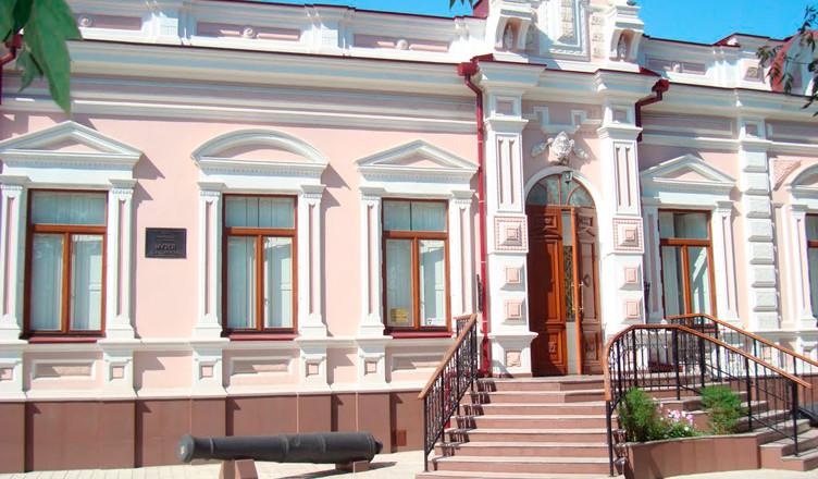 музей Суворова Измаил