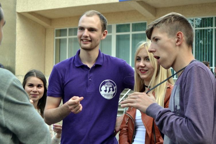 Студенты со всей Украины планировали в ИГГУ антикоррупционной стратегии