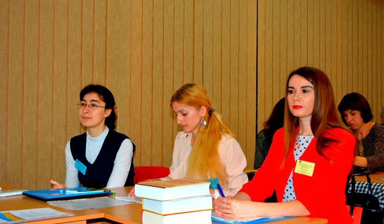 Интервью с молодыми учеными из Института им. Т. Г. Шевченко
