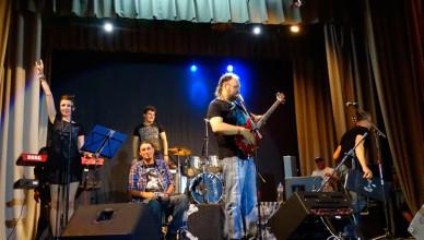 рок концерт Измаил
