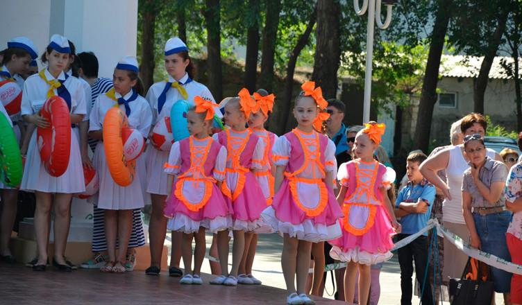День защиты детей в Измаиле