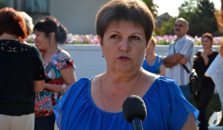 Людмила Чилик Измаил