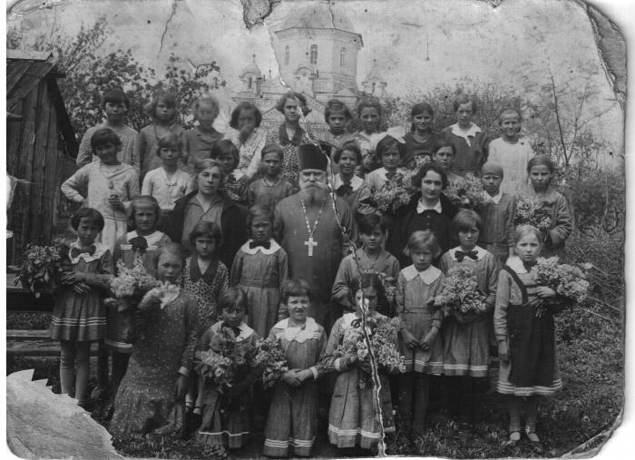 Церковно-приходская школа Измаила