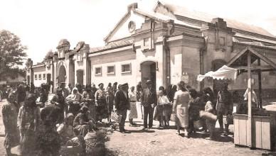 Измаил. Рынок. Начало XX века