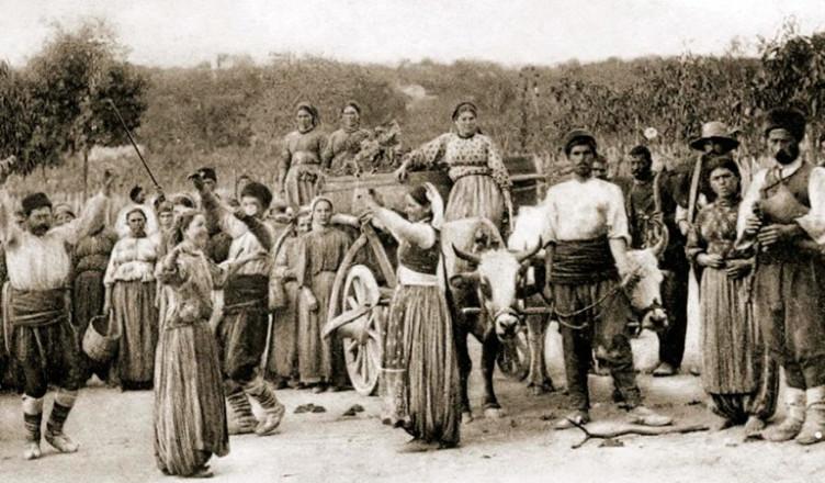 гагаузы Бессарабии