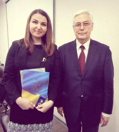 Наталья Свищ Измаил